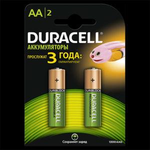 Duracell Basic аккум