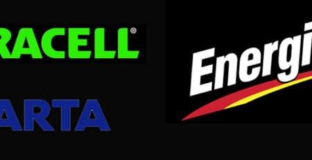 Duracell Energizer Vaarta