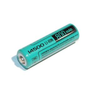 аккумулятор li-ion 14500