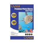Crystal A3 230 г/м2 50 листов глянец (56304303)
