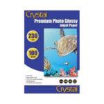 Crystal A4 230 г/м2 50 листов глянец (56304302)