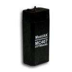 Mastak MС407 4V 700mAh (56309553)