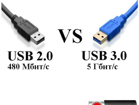 USB 2.0 и USB 3.0