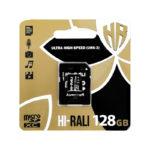 Карта памяти HI-RALI 128GB Сlass 10 micro sd (без адаптера) (56318391)