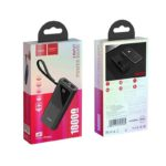 Power Bank пауер банк Hoco J41 Black 2