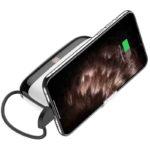 Power Bank пауер банк Hoco S29 Nimble for iPhone Black