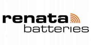 часовые батарейки renata