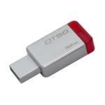 Флешка KINGSTON DT 50 32 ГБ Metal Red USB 3.1 (56318200)