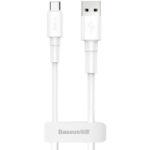 Baseus Mini USB AM>Type-C 3A/1m White (56319501)