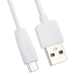 HOCO X1 Rapid USB AM>Micro 1м white (56318800)