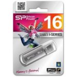 Флешка SILICON POWER UltimaII I-series 16GB Silver (56306964)