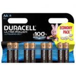 Батарейка DURACELL AA LR06 MX1500 ULTRA 8шт (56319712)