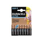 Батарейка DURACELL LR03 MX2400 Ultra Power 8шт (56319711)