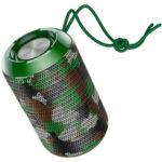 Беспроводная колонка HOCO HC1 Trendy sound sports wireless speaker Camouflage green (56319635)
