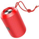 Bluetooth колонка HOCO HC1 Trendy sound sports wireless speaker Red (56319637)