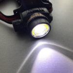 фонарь налобный аккумуляторный