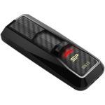 Флешка SILICON POWER BLAZE B50 64 ГБ USB 3.0 Black (56319938)
